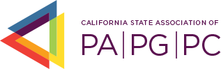 CA State Association of PA| PG|PC